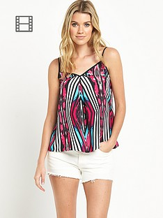 south-printed-cami