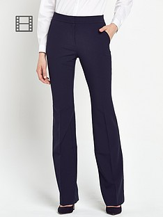 south-petite-bi-stretch-bootcut-trousers-2-pack