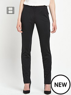 south-petite-ponte-straight-leg-trousers