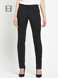 south-petite-ponte-straight-leg-trousers