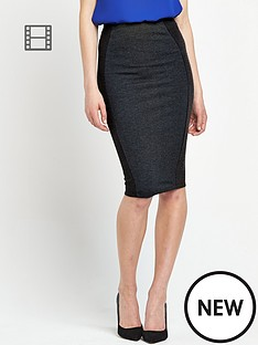 south-ponte-rib-pencil-skirt