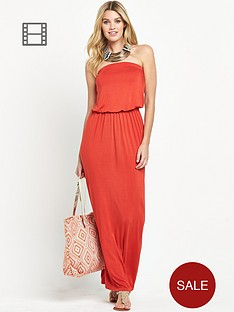 south-petite-jersey-bandeau-maxi-dress