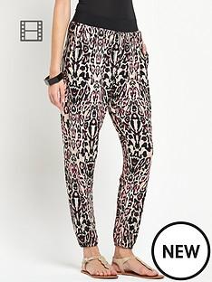 south-petite-printed-cuff-trousers