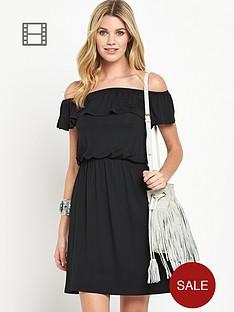 south-jersey-frill-bardot-day-dress