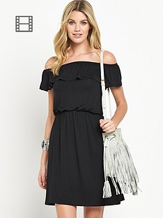 south-jersey-frill-bardot-day-dress