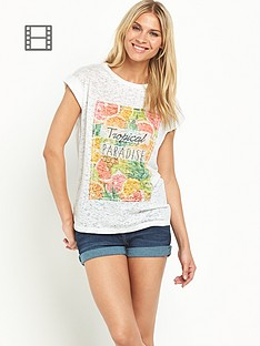 south-paradise-burnout-t-shirt