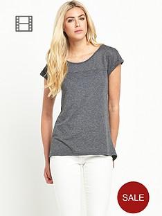 south-split-back-cuff-t-shirt