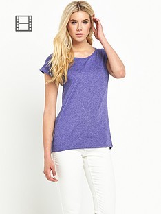 south-split-back-cuff-t-shirt