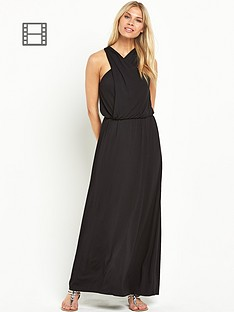 south-jersey-wrap-halter-neck-maxi-dress