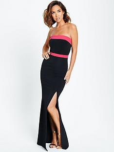 myleene-klass-bustier-maxi-dress