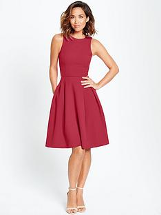 myleene-klass-cut-out-back-dress