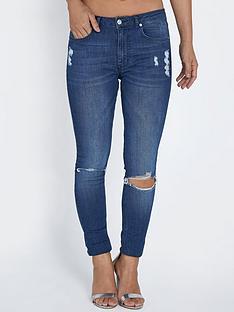 myleene-klass-ripped-knee-skinny-jeans