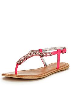 shoe-box-marcelina-embellished-sandal-toe-posts-hot-pink