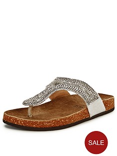 shoe-box-ricki-embellished-toepost-footbed-sandals-silver