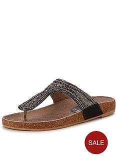 shoe-box-embellished-toe-post-sandals-black