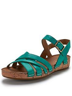 clarks-raspberry-jam-strappy-flat-sandals