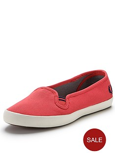 fred-perry-bell-slip-on-espadrilles