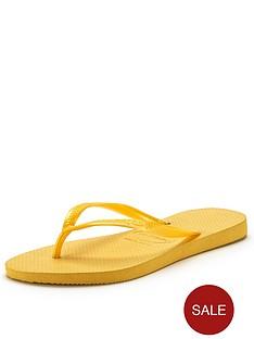 havaianas-bright-yellow-flip-flops