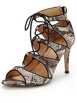 Marlana Caged Sandals