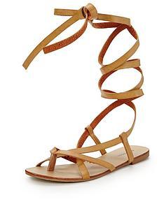 glamorous-gladiator-flat-sandals