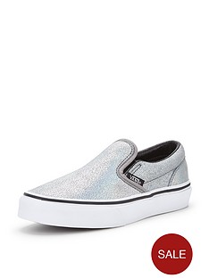 vans-classic-slip-on-junior-plimsolls