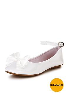 freespirit-girls-holly-bow-ballerina-shoes