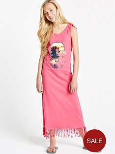 freespirit-girls-tropical-fringed-maxi-dress