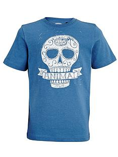 animal-boys-skull-t-shirt