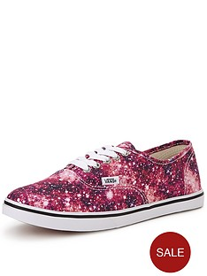 vans-authentic-lo-pro-print-plimsolls