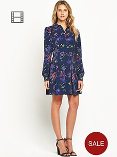 love-label-printed-shift-dress