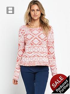 love-label-jacquard-fringe-hem-jumper