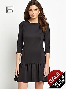 definitions-petite-drop-waist-dress