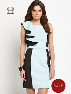 definitions-scuba-frill-dress