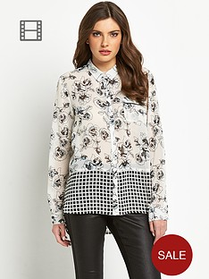 definitions-contrast-detail-blouse