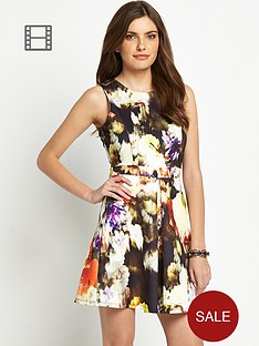 definitions-floral-printed-scuba-dress
