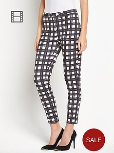 definitions-check-print-fly-front-trousers