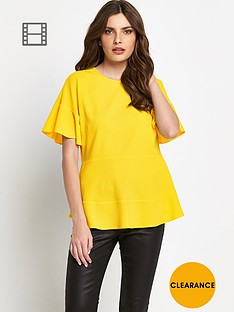 definitions-oversized-soft-peplum-top