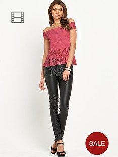 definitions-lace-bardot-top
