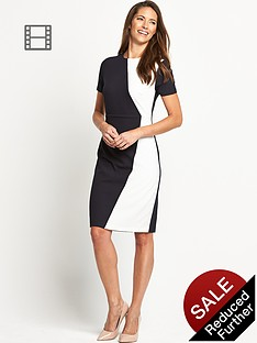 savoir-colourblock-confident-curves-dress