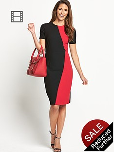 savoir-colourblock-confident-curves-dress