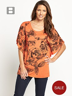 savoir-heat-seal-floral-top