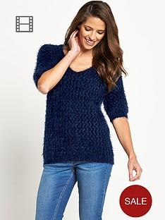 savoir-fluffy-knit-jumper