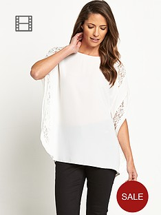 south-lace-panel-batwing-blouse