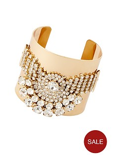 diamante-layered-cuff