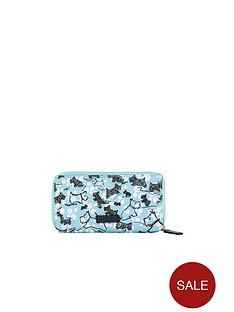 radley-cherry-blossom-dog-large-zip-around-purse