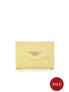 fiorelli-tilly-medium-purse-lemon