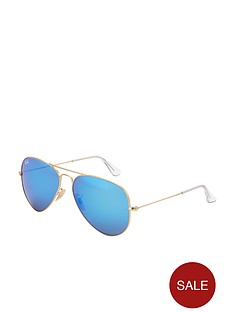 ray-ban-mirrored-aviator-sunglasses