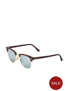 ray-ban-mirrored-clubmaster-sunglasses