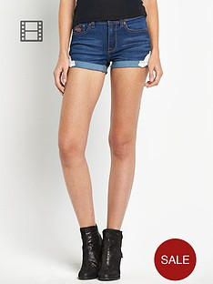 superdry-cut-off-shortie