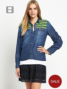 superdry-folk-panel-shirt